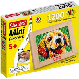 Quercetti Mini Pixel Art - pes