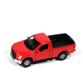 Welly - Ford F-150 Regular Cab (2015) model 1:34 červený