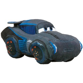 Dino CARS 3 Jackson Storm plyš 20cm