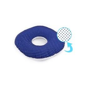 SENSILLO Poporodní polštář modrý