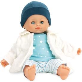 Petitcollin panenka Baby Doll 36 cm Celeste