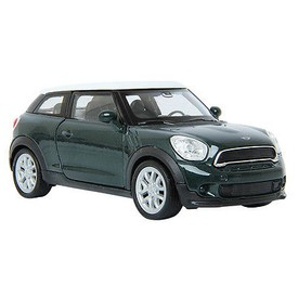 Welly - Mini Cooper S Paceman model 1:34 zelený