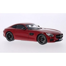 Welly - Mercedes-AMG GT model 1:34 červený
