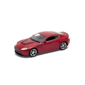 Welly - Aston Martin V12 Vantage model 1:43 červené