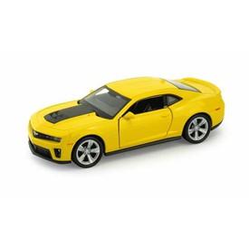 Welly - Chevrolet Camaro ZL1 model 1:43 žlutý