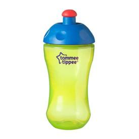 TOMMEE TIPPEE Sportovní láhev 300 ml Basic zelený