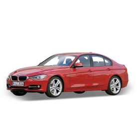 Welly - BMW 335i model 1:43 červená
