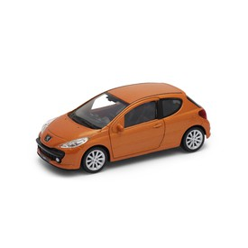 Welly - Peugeot 207 model 1:43