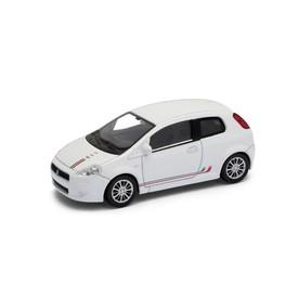 Welly - Fiat 500 model 1:43 Sport