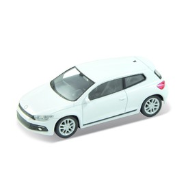 Welly - Volkswagen Scirocco model 1:43 bílý