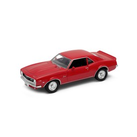 Welly - Chevrolet Camaro Z28 (´68)1:34 modré