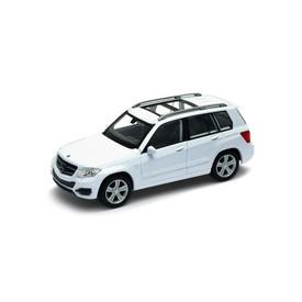 Welly - Mercedes-Benz GLK model 1:34 bílý