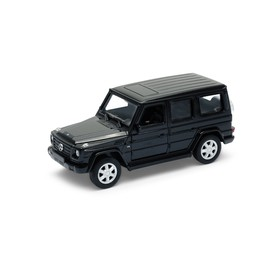 Welly - Mercedes-Benz G-Class model 1:34 stříbrný