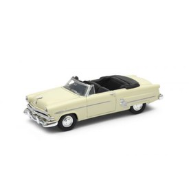 Welly - Ford Crestline Sunliner (1953) cabrio model 1:34 krémový