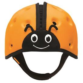 SafeheadBABY - ochranná helma - oranžová