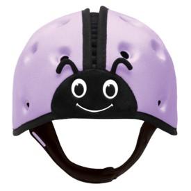 SafeheadBABY - ochranná helma - fialová