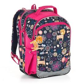 TOPGAL Školní batoh Blue CHI 876