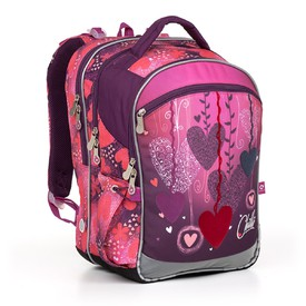 TOPGAL Školní batoh COCO17002 G