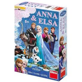 Dino Frozen Anna a Elsa Společenksá hra