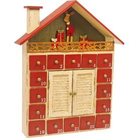 Legler Adventní kalendář Zimní chaloupka
