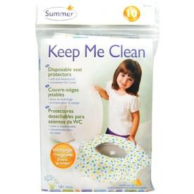 SUMMER INFANT Jednorázový protektor toaletního prkénka