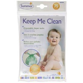 SUMMER INFANT Jednorázové sáčky na pleny parfémované