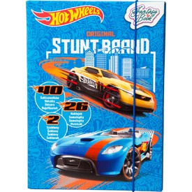 TM TOYS Skicák Fantasy Book Hot Wheels