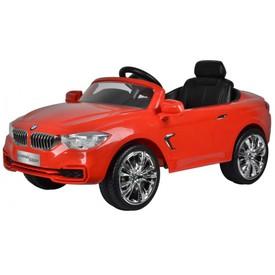 RASTAR Elektrické auto BMW 4 Coupe červené