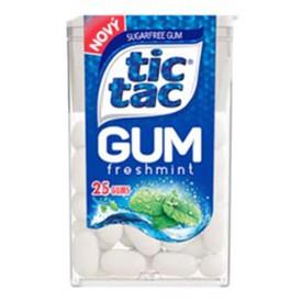 TIC TAC Gum FreshMint 12,1g