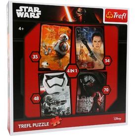 Star Wars puzzle 4v1
