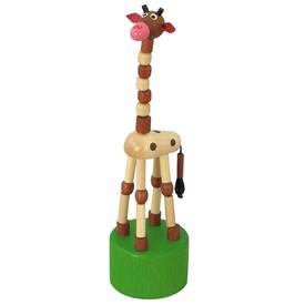 Mačkací figurka Žirafa