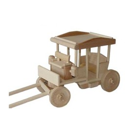 Ceeda Cavity - dřevěná hračka - dřevěný kočár I.