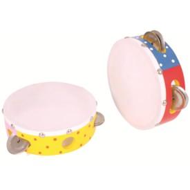 Dětské hudební nástroje - Tamburína