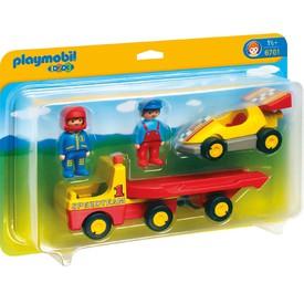 PLAYMOBIL 6761 Závoďák s transportérem