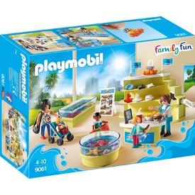 PLAYMOBIL 9061 Obchod pro Akvaristy