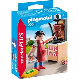 PLAYMOBIL 9088 Prodavač kebabu