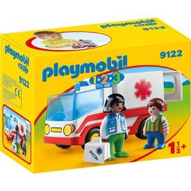 PLAYMOBIL 9122 Záchranka