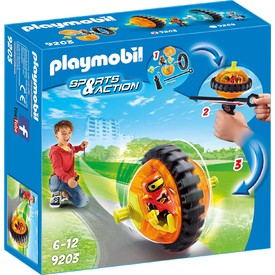 PLAYMOBIL 9203 Speed Roller Orange