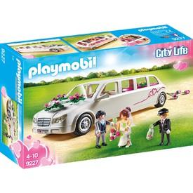 PLAYMOBIL 9227 Svatební limuzína