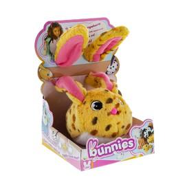 TM Toys plyšový králík s puntíky BUNNIES