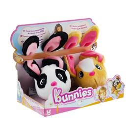 TM Toys plyšový králík BUNNIES duo pack 12200