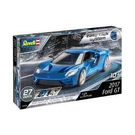 Revell EasyClick auto 07678 - 2017 Ford GT (1:24)