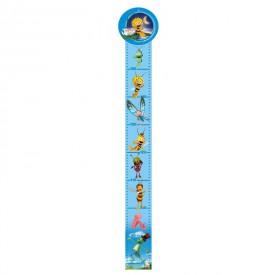 Dřevěné hračky - Metr - Včelka Mája  modrý