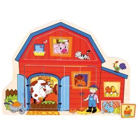 Bino puzzle - Farma