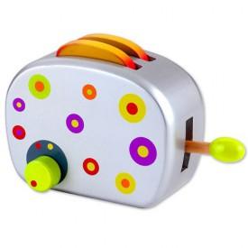 Dřevěné hračky - Kuchyně - Dřevěný toaster