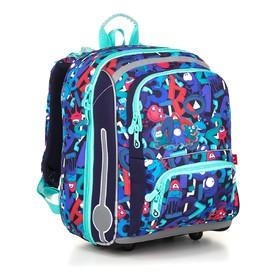 TOPGAL Školní batoh BEBE18003 B