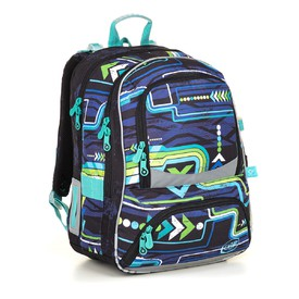 TOPGAL Školní batoh NIKI18016 B