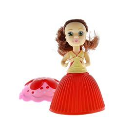 Cupcake Mini Panenka jahodová Amelia