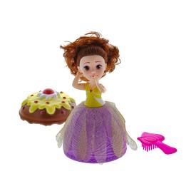 Cupcake Gelato Surprise Voňavá panenka Sandra