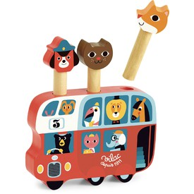Vilac vkládací hra Autobus